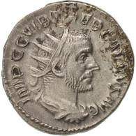Trebonianus Gallus, Antoninianus, 252, Roma, TTB+, Billon, RIC:71 - 5. L'Anarchie Militaire (235 à 284)