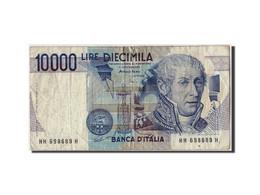 Italie, 10,000 Lire, D.1984, KM:112d, TB - [ 2] 1946-… : République