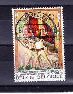 BELGIQUE COB 1674 V OBL, I D PLUS PETIT.  (5V166) - Variétés (Catalogue COB)