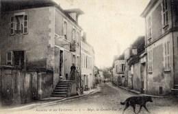 89 AUXERRE Et Ses Environs MIGE La Grande Rue -Animée Commerce - Other Municipalities