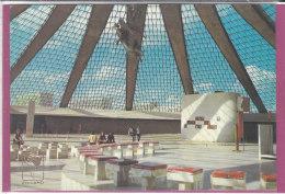 BRASILIA Interior De Catedral - Brasilia