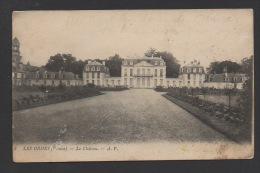 DF / 86 VIENNE / LES ORMES / LE CHÂTEAU / CIRCULÉE EN 1917 - France