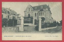 Damré-Sprimont - Propriété De M. Jos Leduc - 190? ( Voir Verso ) - Sprimont