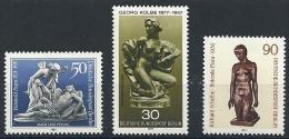 ALLEMAGNE BERLIN  -  N° 509/608/619/681  NEUFS**  - NUS -  COTE : 5,75 E. - [5] Berlin