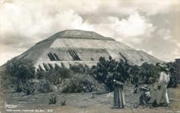 Mexique - Teotihuacn - Piramide Del Sol - Mexique