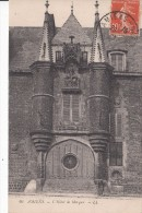 Cp , 80 , AMIENS , L'Hôtel De Morgan - Amiens