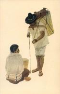 Mexique - Illustrateur -  Triques - Oaxaca - Mexique