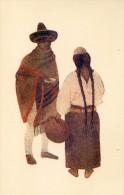Mexique - Illustrateur - Etla Types - Oaxaca - Mexico - Mexique
