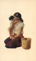 Mexique - Illustrateur - Mother And Child  - Oaxaca - Mexico - Mexique