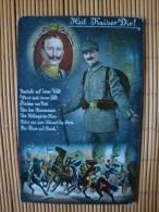 1. Weltkrieg, Heil Kaiser Dir ! Deutsche Auf Dieser Welt...., Ungelaufen ! - Guerre 1914-18