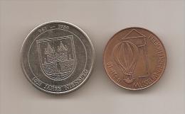 Medalla - Token - Jeton - Nienburg - Museum Gersthofen - Alemania