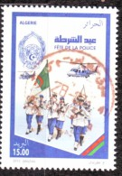 Algérie - 2013  Timbres Avec Oblitérations Rondes De Qualité. (  Métiers - Police). - Algerien (1962-...)