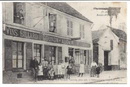 CPA 95 Fontenay En Parisis Bureau D'Omnibus - Autres Communes