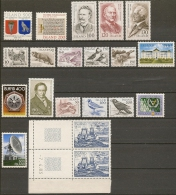 Iceland  Collection MNH Stamps. - Islande