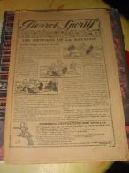 PIERROT SPORTIF  LA NATATION..Musculation..Jeux De Vacances  1925/1935 Lot 9 Feuilles - Natation