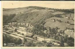 Trois Pont Panorama Vers La Gare - Trois-Ponts