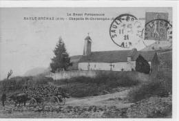 Sault Brenaz, Chapelle De Brénaz - Autres Communes