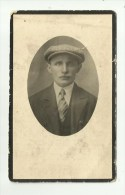 Doodsprentje  *  De Rijcke Pieter  (° Exaerde 1887  / + Gent  1930)  X  Lazoen Livina - Religion & Esotericism
