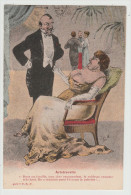 *a* - Aristrocratie - Carte Illustrée, Signée R.G. - édit. P. B. V. N°4115 - Postcards