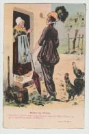 *a* - Retour Au Village - Carte Illustrée, Signée R.G. - édit. P. B. V. N°4119 - Postcards
