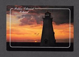 PHARES - LIGHTHOUSES - PRINCE EDWARD ISLAND - LIGHTHOUSE SEA COW HEAD - PUB. BY ALLIED SALES - Phares