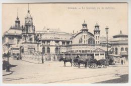 Oostende, Ostende, Le Kursaal De Derrière; Attelages, Koetsen (pk28021) - Oostende