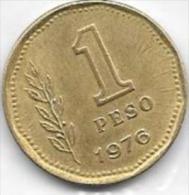 1 PESO 1976  Clas D 117 - Argentine