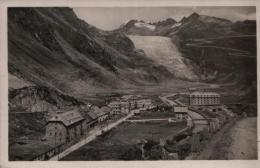 CP GLETSCH - 1933 - RHONEGLETSCHER - VS Valais