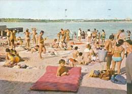 33661- TECHIRGHIOL- SEA RESORT, THE SWIMMING POOL, BEACH, BOATS - Rumänien