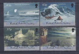 ANTÁRTIDA BRITANICA 2000- Yvert #325/28** Precio Cat. €12.50 - Territorio Antártico Británico  (BAT)