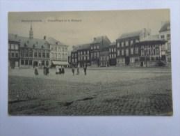 Réf: 32-15.                BRAINE-LE-COMTE           Grand'Place Et Le Kiosque. - Braine-le-Comte