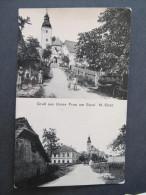AK UNSERFRAU ALTWEITRA WEITRA B. Gmünd 1912 /// D*18388 - Weitra