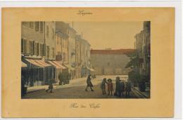Lagnieu, Rue Des Cafées, Voir état - Autres Communes
