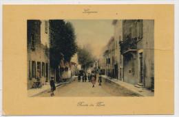 Lagnieu, Route Du Port, Voir état - Autres Communes