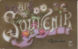 (D14 - 77-78 - ) Un Souvenir D'Anthisnes - Anthisnes