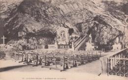 Cp , 83 , LA SAINTE-BAUME , Intérieur De La Grotte - Frankrijk