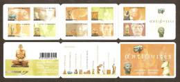 2007 Carnet Adhésif ART Antiquités -BC 104 Ou BC 4002- NEUF LUXE ** NON Plié (proposé à -9 % De La Faciale ) - Carnets