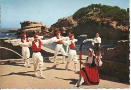 BIARRITZ - OLDARRA - Danse De Saint Michel D'Aretxinaga - Elcé 10 -  Non Circulée - Tbe - Biarritz