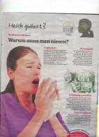 Page Coop Theme Eternuement - Zeitungen & Zeitschriften