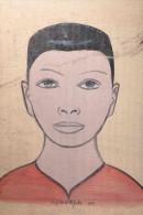 Tableau De Coiffeur - Art Africain