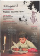 Page Coop Theme Encre - Zeitungen & Zeitschriften