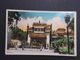 Sud Vietnam -  Pagode De Ngoa Hoâng à Dakao - 1950 - à Voir - Lot P14107 - Vietnam