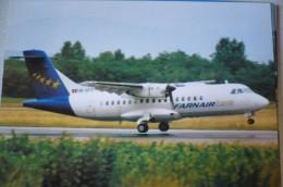 ATR 42   FARNAIR EUROPE   HB AFD      EDITION AVIMAGE - 1946-....: Moderne