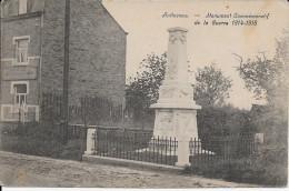 (D14 - 104-105 - ) Anthisnes - Monument Commémoratif De La Guerre 1914-1918 - Anthisnes