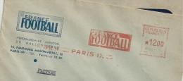 "Revue, Journal, ""France Football"" - EMA Havas  - Enveloppe   Entière   (R141) - Fútbol"