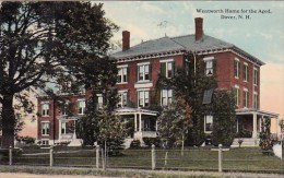 New Hampshire Dover Wentworth Home For The Aged 1915 - Dover