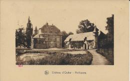 (D14 - 107-108 - ) Château D'Ouhar -  Anthisnes - Anthisnes