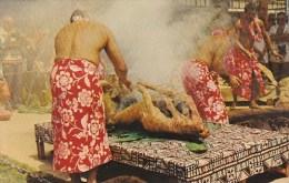 Hawaii Honolulu Luau Pig Is The Main Dish At Every Feaswt In Hawaii - Honolulu