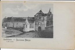 (D14 - 109 - )  Anthisnes - Ancienne  Abbaye - Anthisnes