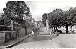 95 SAINT LEU LA FORET Rue De Chauvry Vers La Forêt CPSM - Saint Leu La Foret